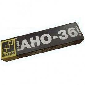 Электроды сварочные АНО-36 4,0 мм БАДМ 5 кг