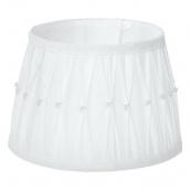 Абажур для світильника EGLO 1+1 Вінтаж білий (49961)