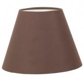 Абажур для світильника EGLO 1+1 Вінтаж коричневий (49418)