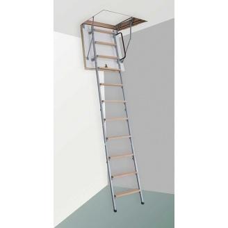 Горищні сходи ColdMet 3s 110х60 см