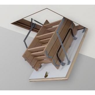 Чердачная лестница Termo 4s 90х60 см