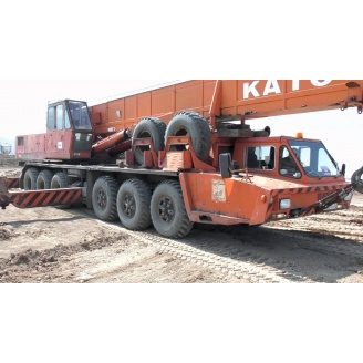 Оренда автокрана KATO NK-750