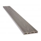 Доска для забора PERWOOD Fence Home 15х120х1000 мм серый камень