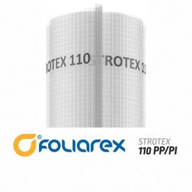 Паропроницаемая/пароизоляционная пленка STROTEX 110 PP/PI