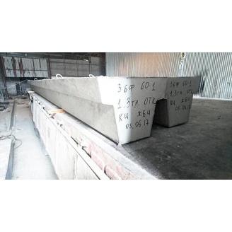Фундаментная балка 2БФ 6-10 AIIIв