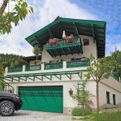 Ролетні ворота ALUTECH Prestige 4000х2500 мм зелений мох