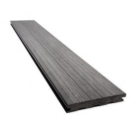 Террасная доска PERWOOD Natural Massive 21х161х4000 мм серый камень