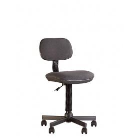 Кресло компьютерное Новый Стиль Logica GTS ткань Cagliari black без подлокотников