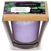 Ароматическая свеча Черная орхидея ACappella 100 гр (5060574610192)