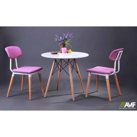 Обеденный комплект AMF Ribes + стулья Iris