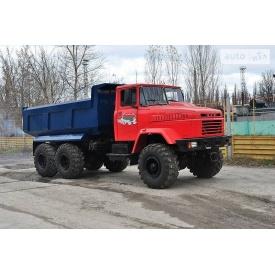 Аренда автомобиля Краз 20 тонн
