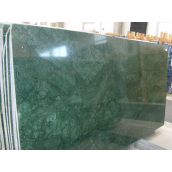 Мармур Verde GUATEMALA 2 см темно-болотний
