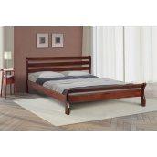 Двуспальная кровать Шарм Элегант Микс-мебель 1600х2000 мм деревянная