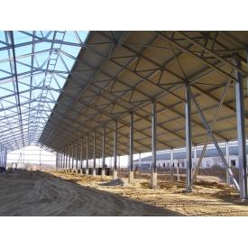 Будівництво складського та логістичного комплексу