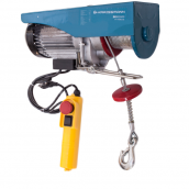 Електрична лебідка Kraissmann SH 200/400