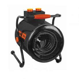 Теплова гармата електрична Дніпро-М ТПЕ-5000/3 5 кВт