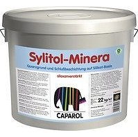 Краска силикатная фасадная Sylitol-Minera 8 кг