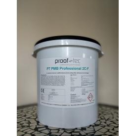 Гидроизоляционная битумная мастика Proof Tec PT PMB Professional 2C-F 30 кг