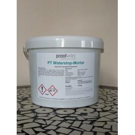 Пломбировочный раствор Proof Tec PT WaterStop Mortar 12 кг