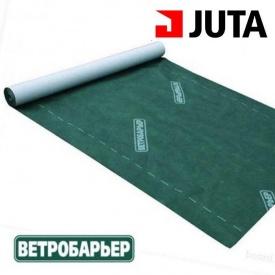 Ветробарьер фасадная мембрана для ветро- и гидроизоляции JUTA рулон 75 м2