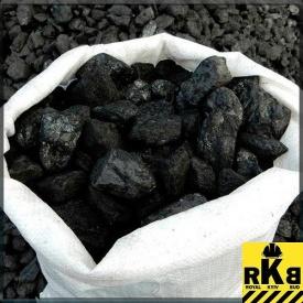 Вугілля антрацит АК 50-100 мм 40 кг
