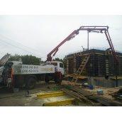 Аренды бетононасоса 16 м