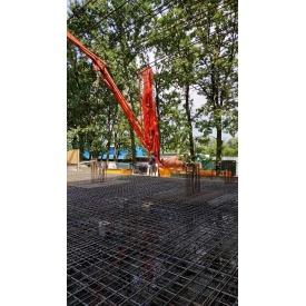 Оренди бетононасоса 52 м