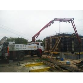 Оренди бетононасоса 16 м