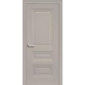 Дверное полотно Новый Стиль Элегант СТАТУС ПП капучино 700 глухое ПП Premium