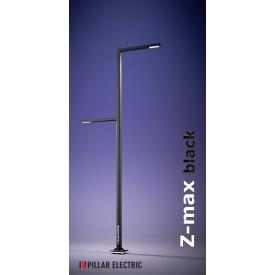 Ліхтар вуличний опора Pillar Electric С-макс 100 Вт