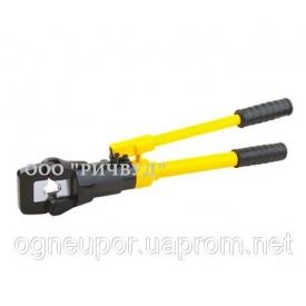 Пресувальник кабельних наконечників гідравлічний ПГР-120