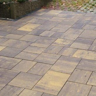 Тротуарная плитка Золотой Мандарин Модерн 60 мм генуя