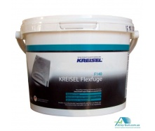 Затирка для швов Kreisel Flexfuge F140 2 кг белая