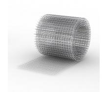 Сетка сварная штукатурная 12x12x0,65 мм 1x30 м