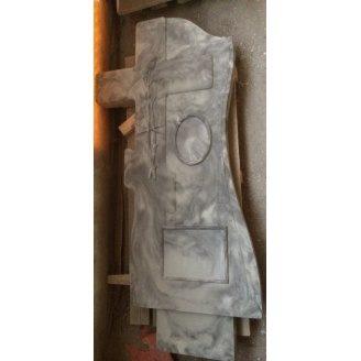 Памятник надгробный 1200х695х70 мм