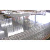 Лист алюминиевый гладкий Д16Т дюралевый лист 1х1500х4000 мм (2024 Т351)
