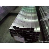 Труба нержавеющая квадратная AISI 201 полированная 20х20х2 мм