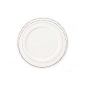 Тарілка десертна ASA A table Argent з обідком (15141313)
