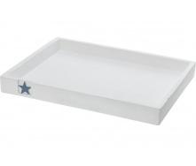 Піддон KOOPMAN з блакитною зірочкою 32x24x3,5 см (APF420110)