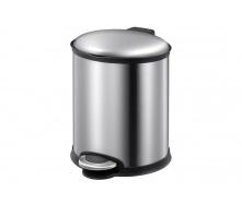 Відро для сміття EKO Ellipse овальне з педаллю 12л (EK9325MT-12L)
