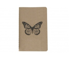 Блокнот KOOPMAN 32 аркуша 14x9 см метелик (110389330-1)