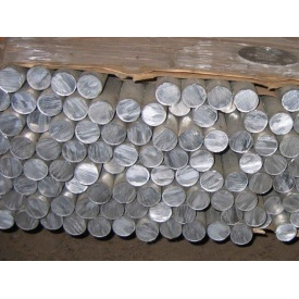 Круг алюминиевый Д16Т 15х3000 мм 2024Т351
