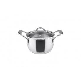 Кастрюля с крышкой VINZER Chef диаметр 16 см 1,8 л (89071)