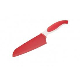 Нож сантоку GRANCHIO красный 18 см 88674