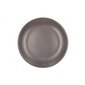 Обеденная тарелка TOGNANA RUSTICAL ANTRACIT 27 см (RL100270891)