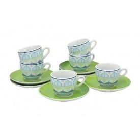 Набор кофейных чашек TOGNANA OLIMPIA GINGER 6 шт (OM085015456)