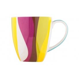 Чашка FRENCHBULL Ziggy с рисунком фарфоровая 540 мл (969118)
