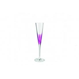 Бокал для шампанского LEONARDO Cheers фиолетовый (18088)