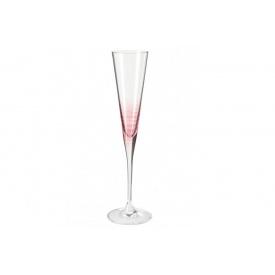 Бокал для шампанского LEONARDO Cheers рубиновый (18087)