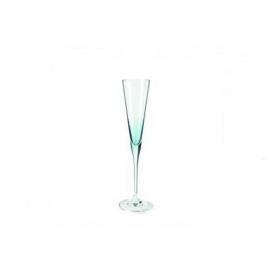 Бокал для шампанского LEONARDO Cheers лазурный (18095)